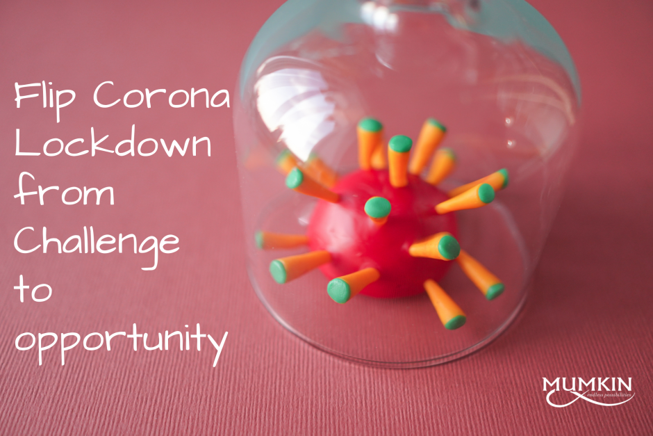 corona vacation lockdown productivity tips